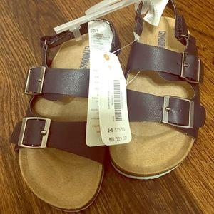 Gymboree Toddler Boy Sandals, Navy